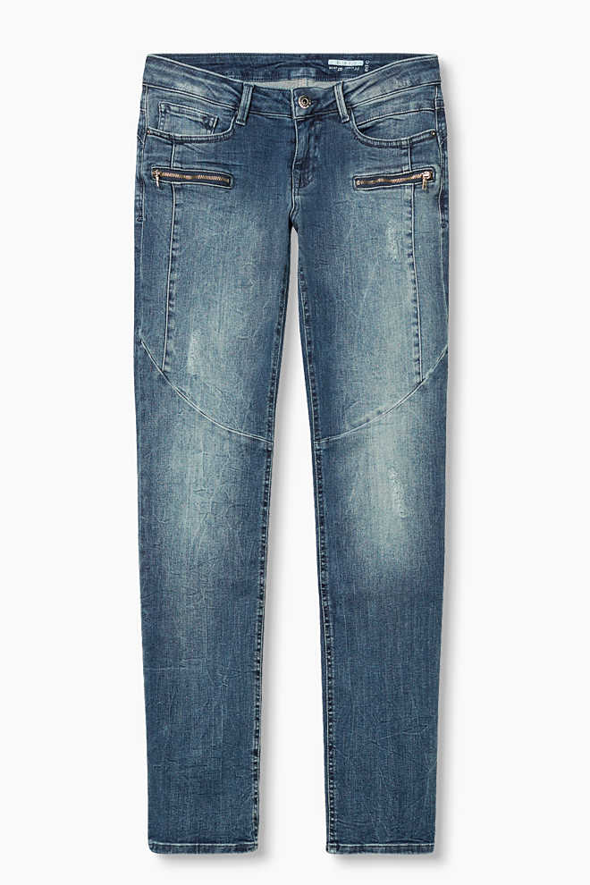 EDC / Cool konstruierte Stretch-Jeans