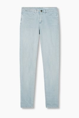 Pantalon 5 poches, coton stretch