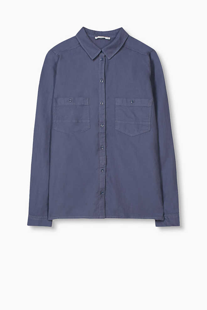 EDC / Soft shirt in 100% cotton