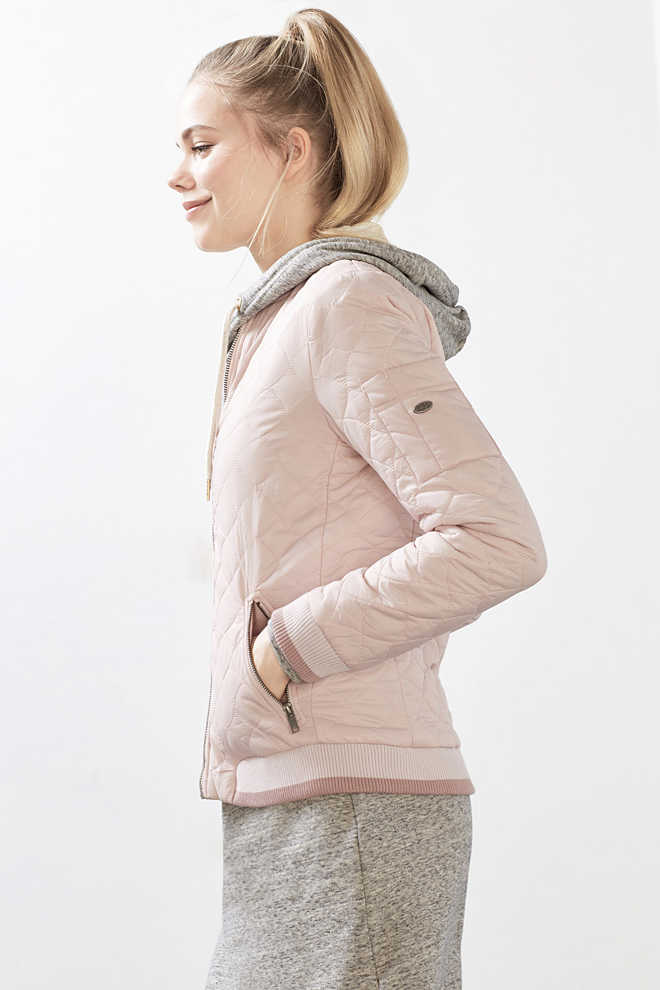 EDC / Quilted bomber jacket