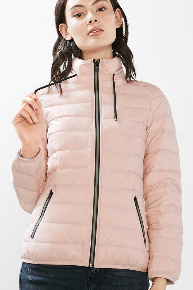 EDC / Ultra light down jacket with collar