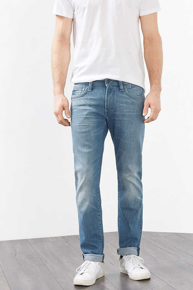 EDC / Stretchjeans van dynamic denim