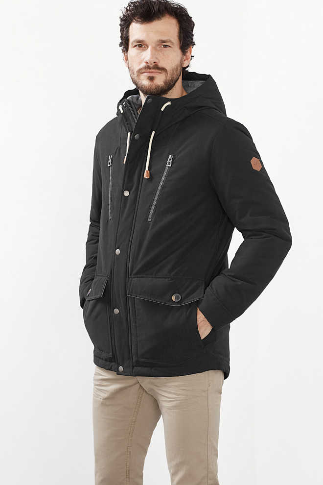EDC / Padded parka with a hood
