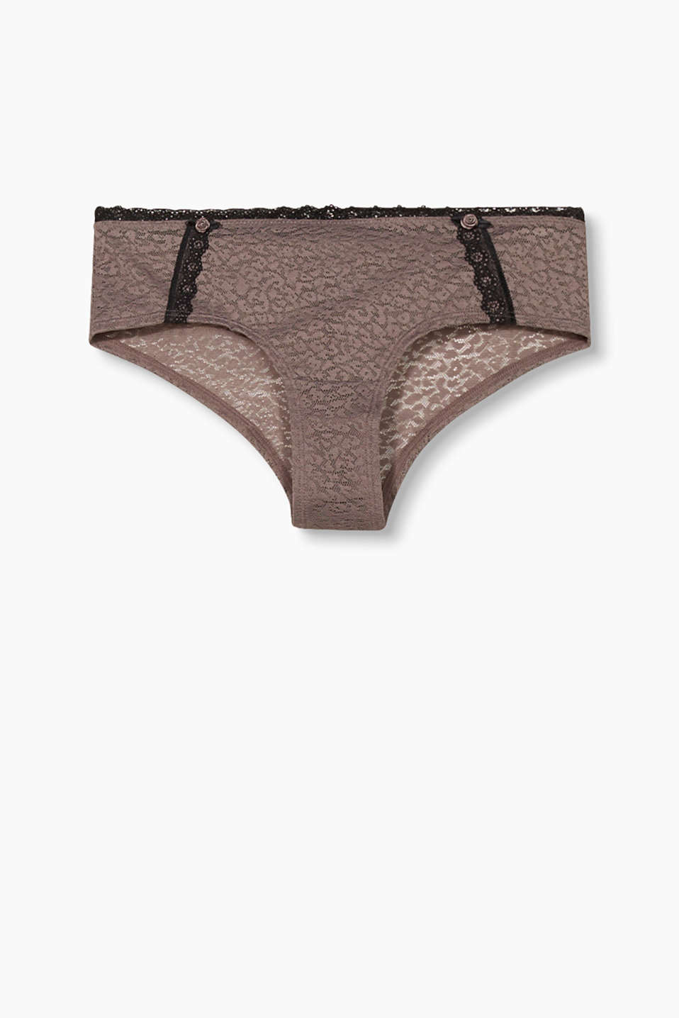 Collection: NALA - shorts in two kinds of lace