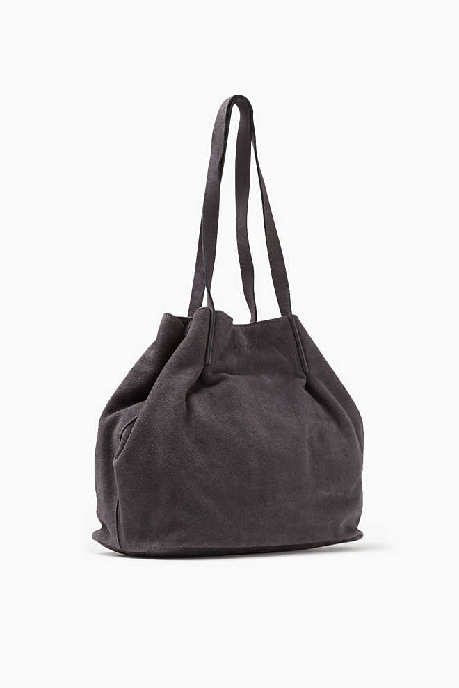 Esprit / Soft suede shopper