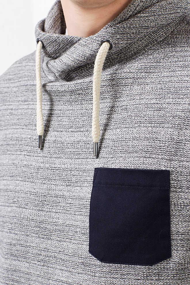 esprit pullover mit hohem kragen 100 bw im online shop kaufen. Black Bedroom Furniture Sets. Home Design Ideas