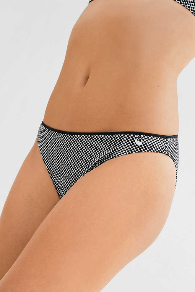 Esprit / Briefs with a retro style polka dot pattern