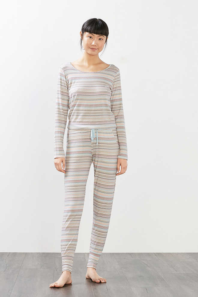 Esprit / Stretch jersey jumpsuit