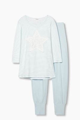Jersey pyjamas made of 100% cotton