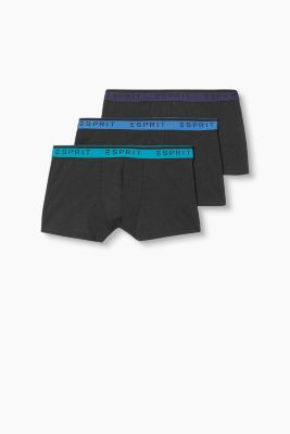 Three pack of hipster shorts