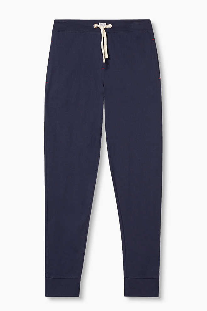 Esprit / Jersey trousers in 100% cotton