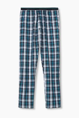 Pyjama bottoms in 100% cotton