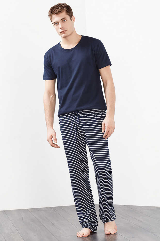 Esprit / Jersey pyjamas made of 100% cotton