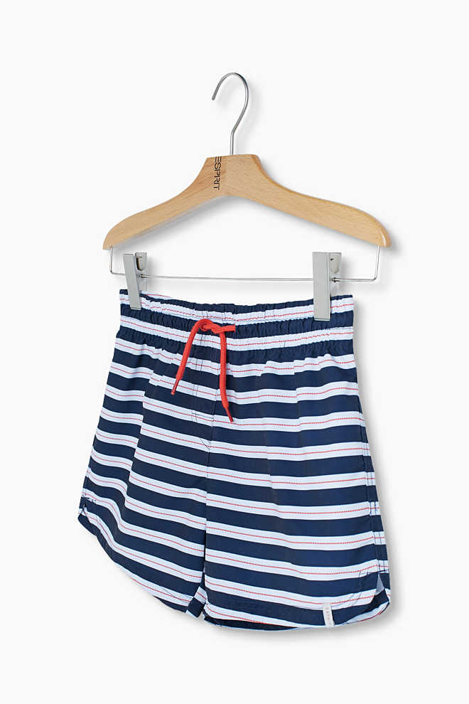 Esprit / Striped swim shorts