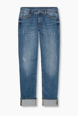 Denim stretch stile boyfriend