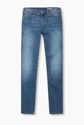 Stretch-Jeans mit Shaping-Effekt