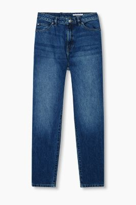 Mom-Fit-Jeans aus Baumwoll-Denim
