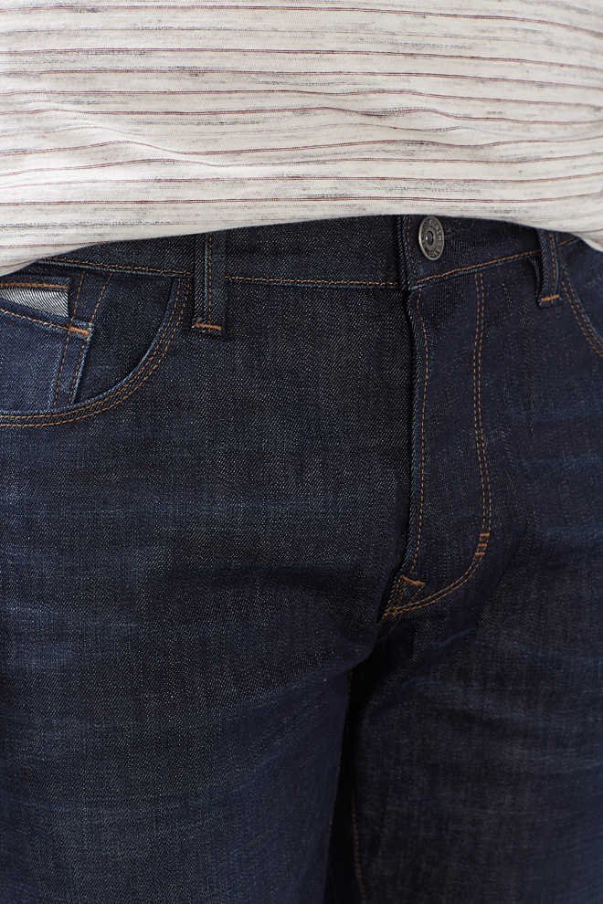 Esprit / 5-Pocket-Jeans aus Stretch-Denim