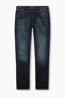 Schmale 5-Pocket-Stretch-Jeans