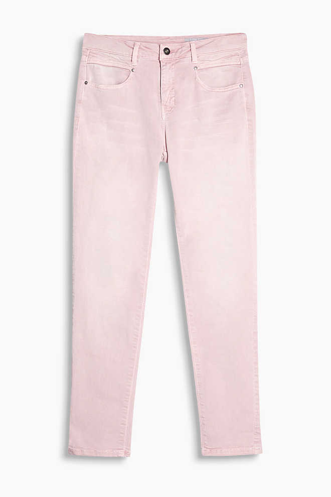 EDC / Trendily dyed stretch jeans