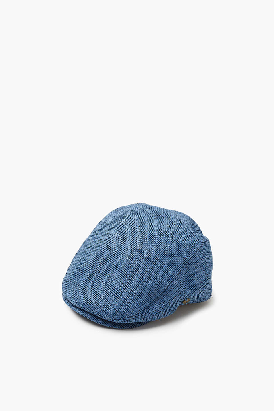 Classically styled: driver cap with a large surface