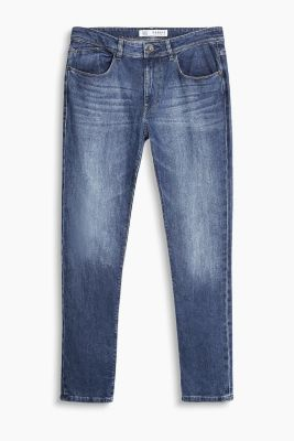 5-Pocket Jeans aus Stretch-Denim