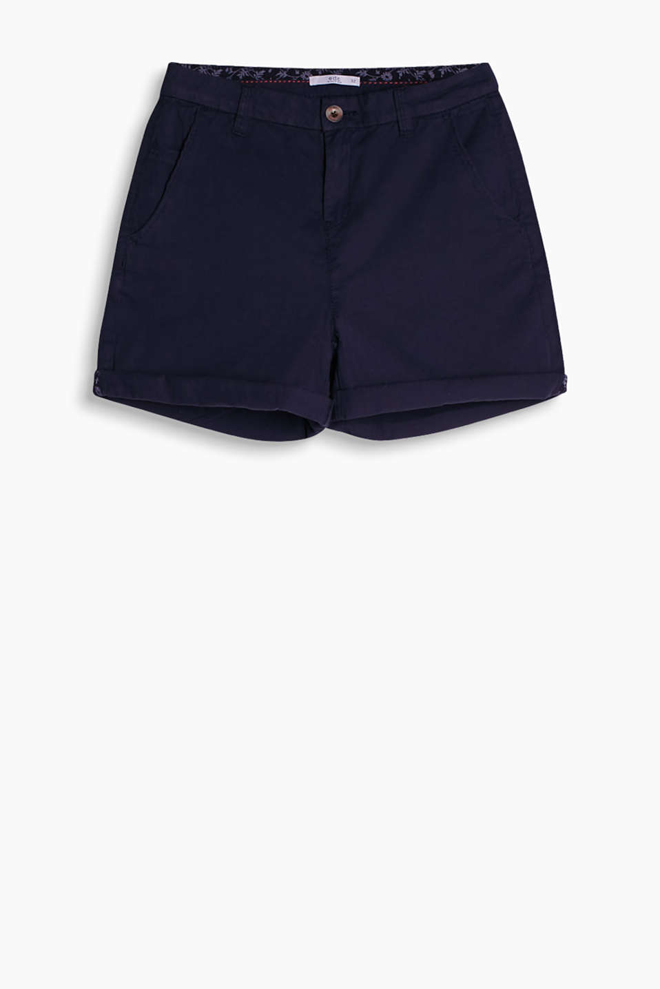 I let bomuldskvalitet: chino-shorts i sommerdesign