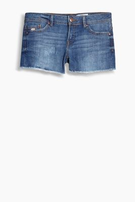 Denim-Short mit Stretch-Komfort