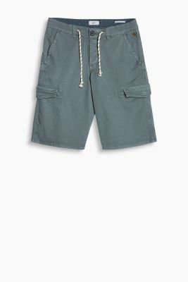 Cotton cargo Bermudas