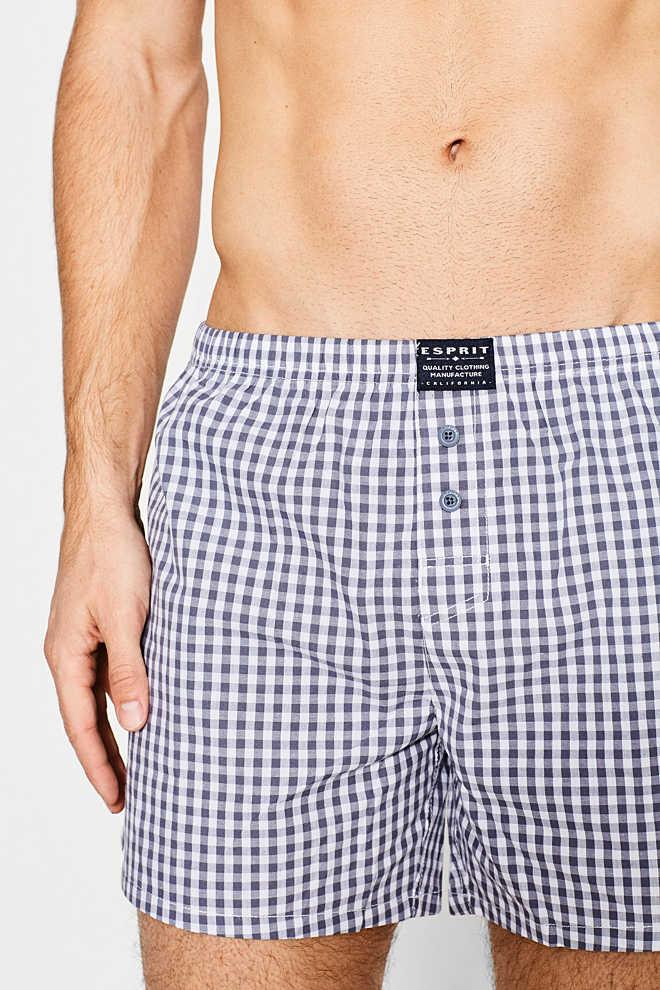 esprit boxer shorts in 100 cotton at our online shop. Black Bedroom Furniture Sets. Home Design Ideas