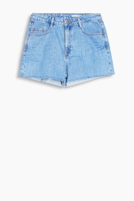 Shorts aus Baumwoll-Denim