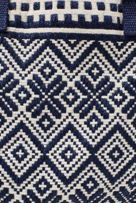 esprit cabas en tissu en coton et toile de jute acheter sur la boutique en ligne. Black Bedroom Furniture Sets. Home Design Ideas