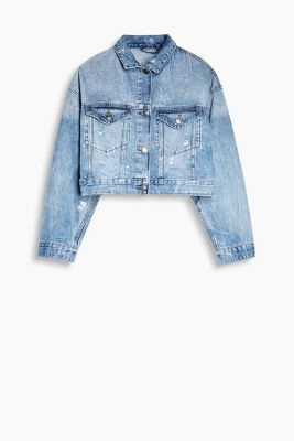 RETRO-COLLECTION - Denim-Jacke