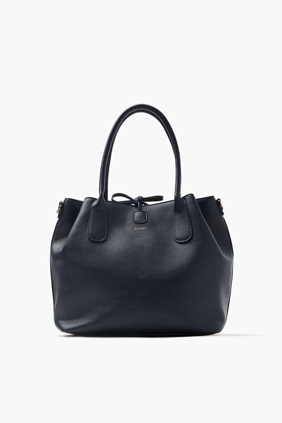 Your 24/7 fave - for the office or everyday use! City bag made of smooth faux leather.