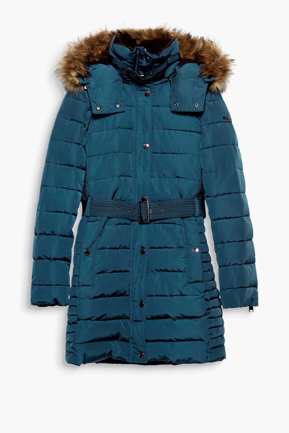 Sporty down, soft fake fur - when the days get colder, we want fashion AND practicality!