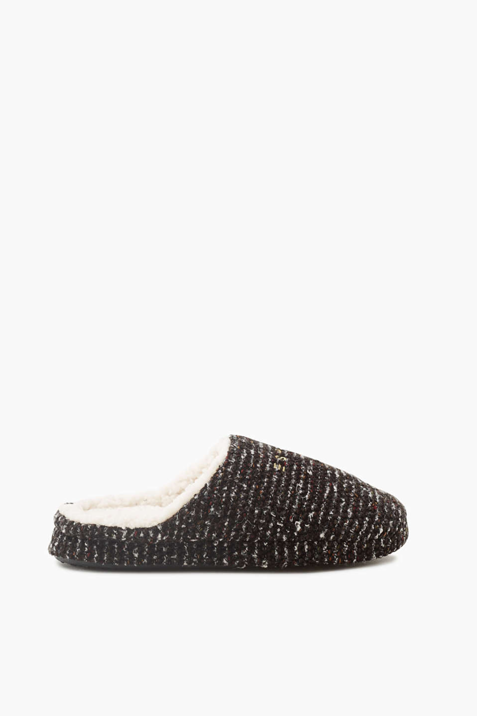 These soft slippers are cosy and soft and are sure to warm your feet up in an instant.