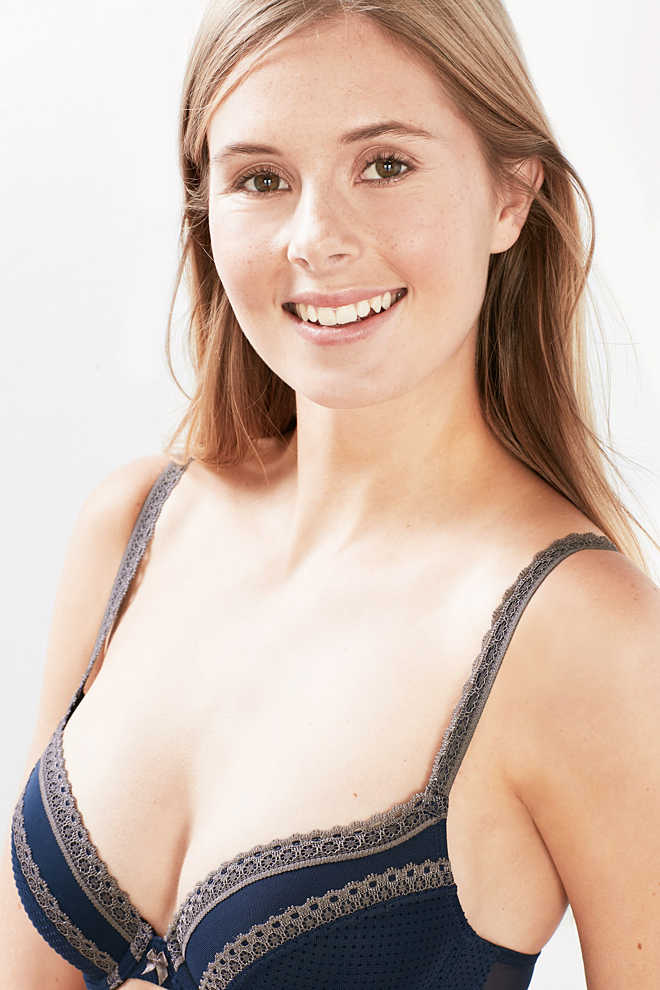 EDC / Padded bra, multi-way straps