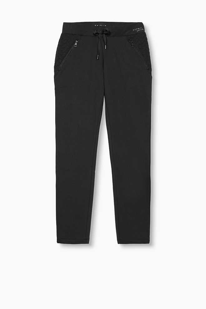 Esprit / Sport Sweat-Pants aus Baumwoll-Mix