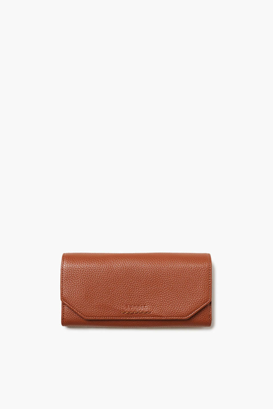 The elegant faux leather makes this purse an exquisite accessory in your handbag.