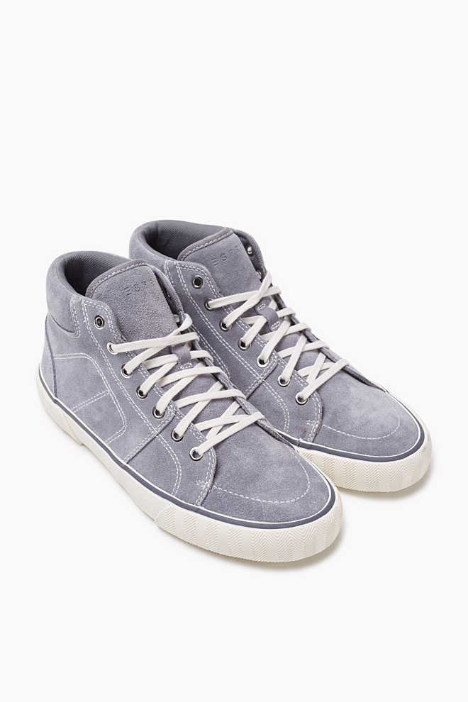 Esprit / Sneakers alte in pelle