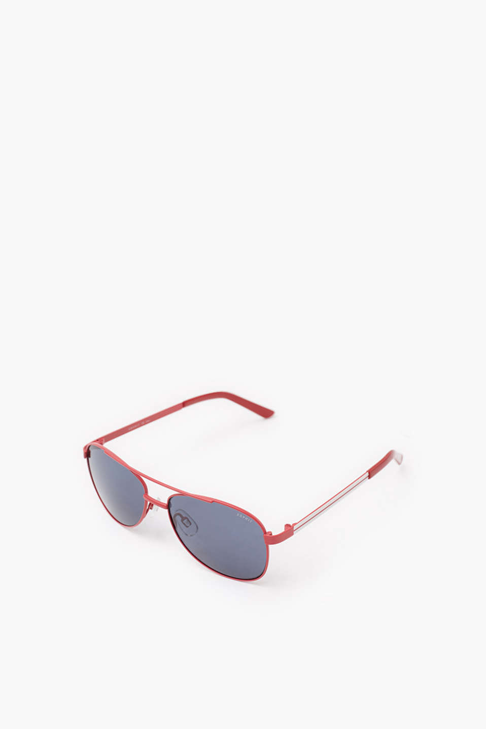 Colourful aviator sunglasses made of plastic