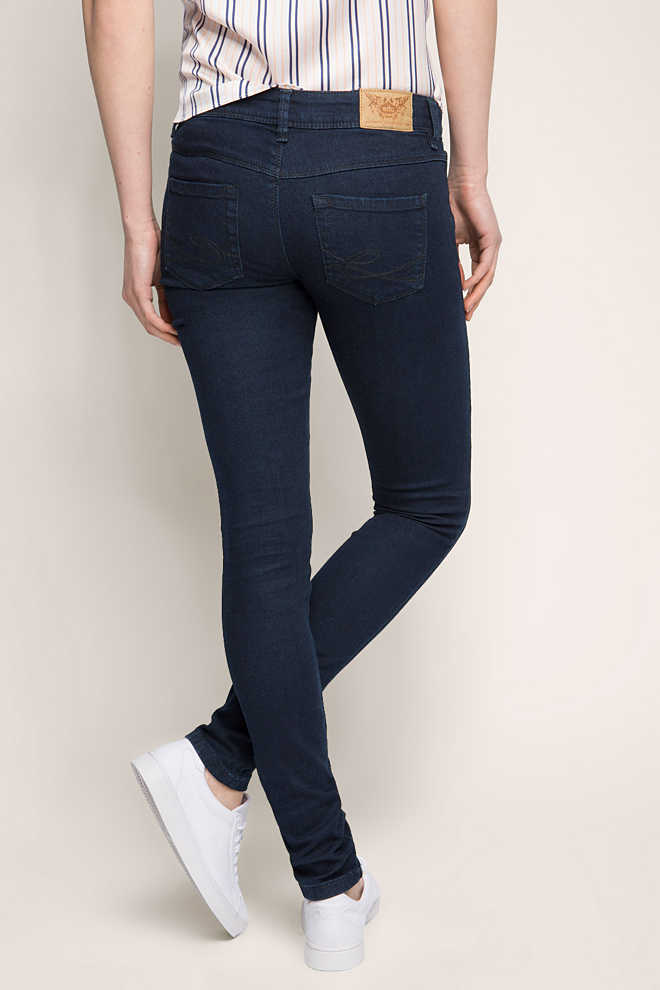 EDC / Superenge Stretch-Jeans