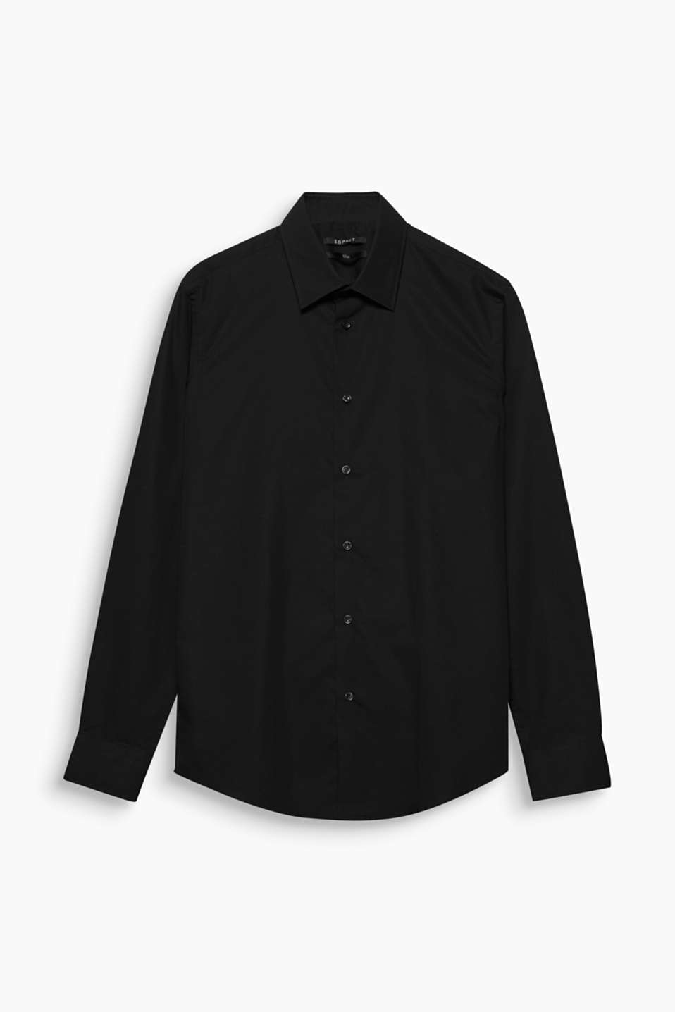easy-iron business shirt made from pure cotton