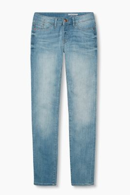 Basic stretch denim jeans