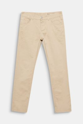 Five-pocket trousers, 100% cotton