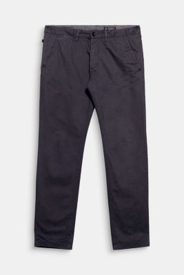 Basic chinos in 100% cotton