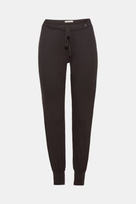 Fließende Jersey-Stretch-Hose