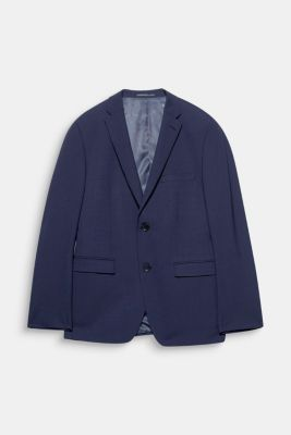 Premium blazer in stretch new wool