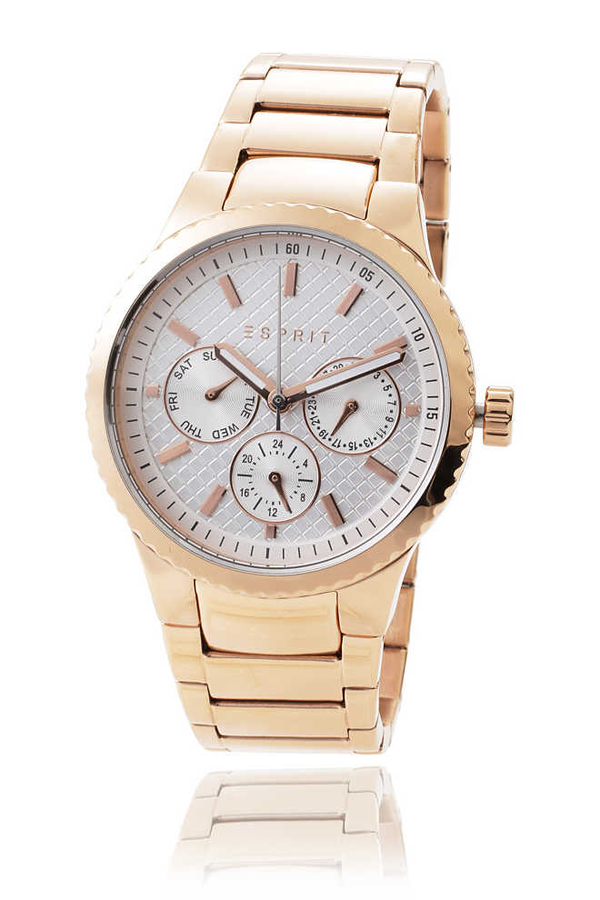b19518d65aa Esprit - rose gold chrono with date at our Online Shop