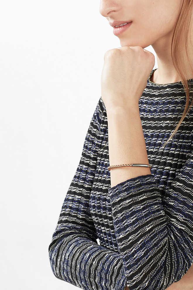 esprit bracelet de perles en acier inoxydable acheter sur la boutique en ligne. Black Bedroom Furniture Sets. Home Design Ideas